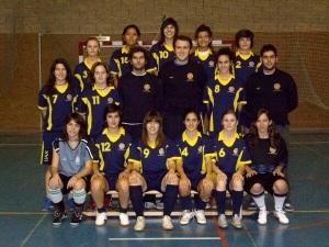 Equipo Emi Fútbol Sala 1