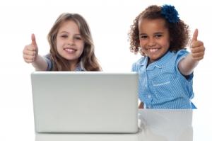 infancia y ordenador