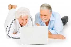 mayores y ordenador