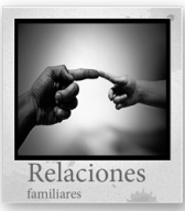 Banner sobre la relaciones familiares enlazado a la categoría del blog relaciones familares
