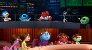 inside out - emociones padre vs madre