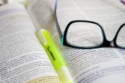 aprender lectura gafas libro