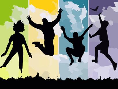 freedom danza saltos