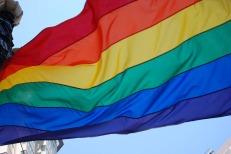 orgullo lgtb pride bandera arcoiris