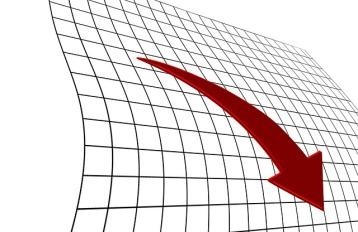 gráfica descenso