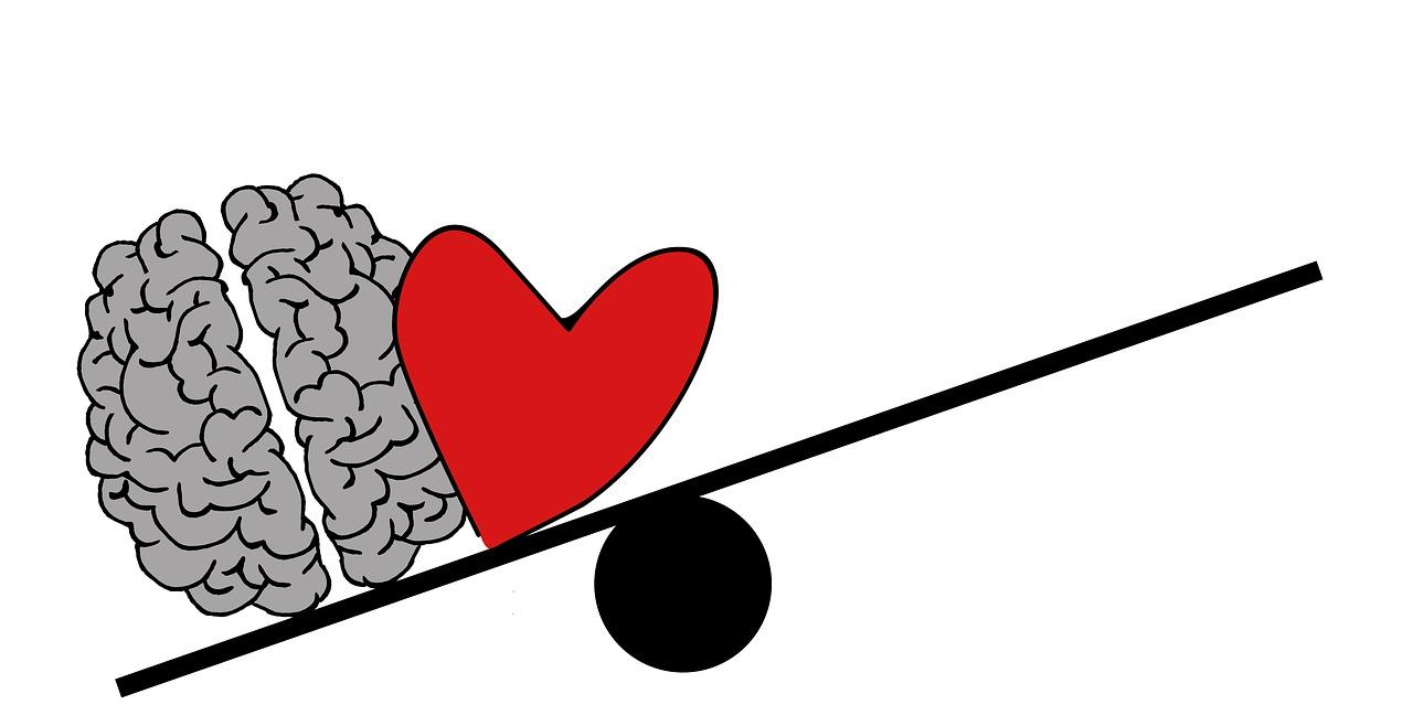 cabeza corazon equilibrio